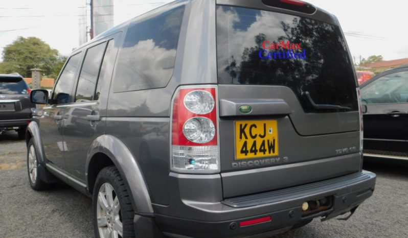 LANDROVER DISCOVERY 3 full