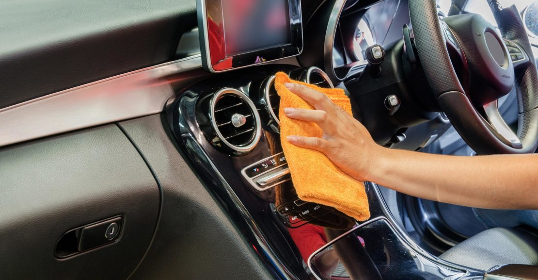 5 Reasons Why Keeping Your Car Interior Clean Is Important