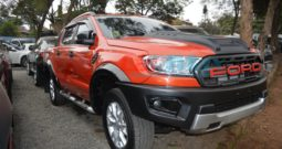 FORD RANGER WILDTRAK DOUBLE CAB
