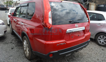 NISSAN XTRAIL – RED full