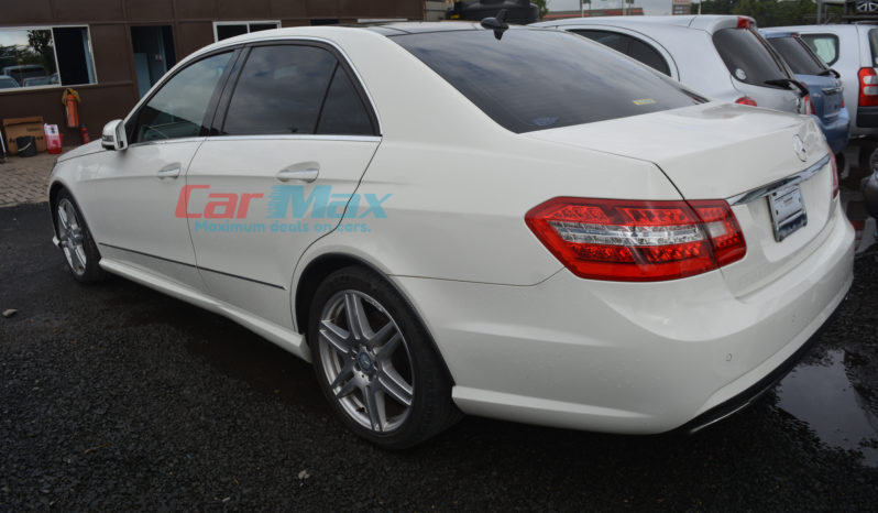 MERCEDES-BENZ E250 full
